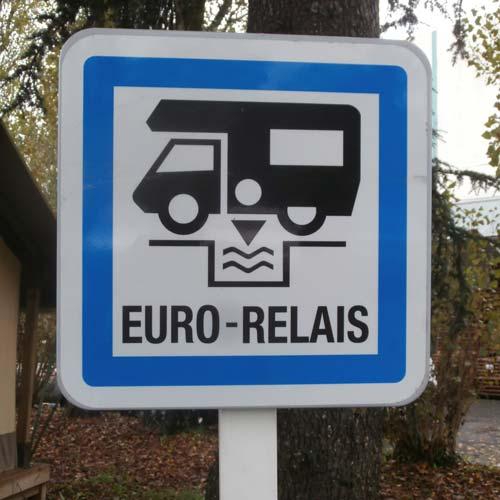 Panneau eurorelais